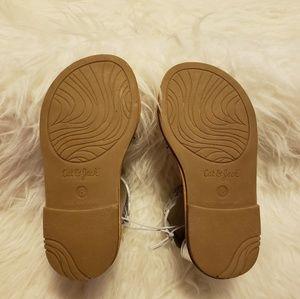 8d7af489dc2ea Cat   Jack Shoes - NWOT Toddler Girl Dara 2 Piece Gladiator Sandals